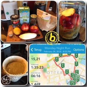 342 recover smoothie