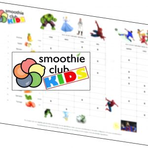 KIDS Smoothie Configurator